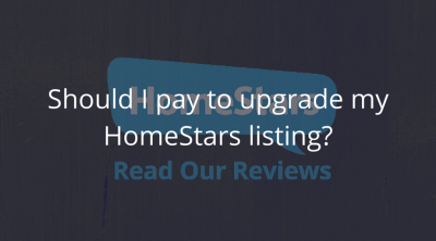 should i pay to upgrade my homestars listing
